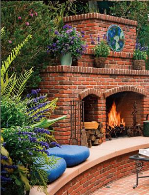 > 屋顶花园设计